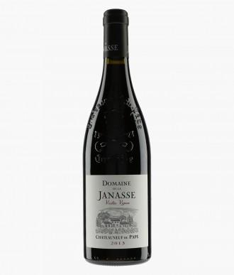 Wine Chateauneuf-du-Pape Cuvee Vieilles Vignes - JANASSE