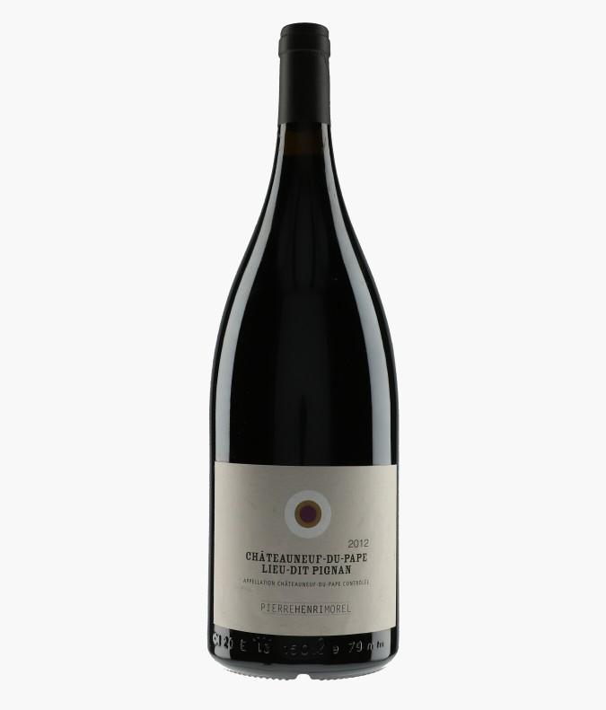 Wine Châteauneuf-du-Pape Lieu-Dit Pignan - MOREL PIERRE HENRI