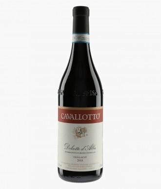 Wine Dolcetto d'Alba Vigna Scot - Italy