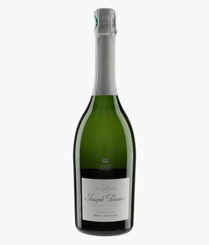 Wine Champagne Cuvée Royale Brut Nature - PERRIER JOSEPH