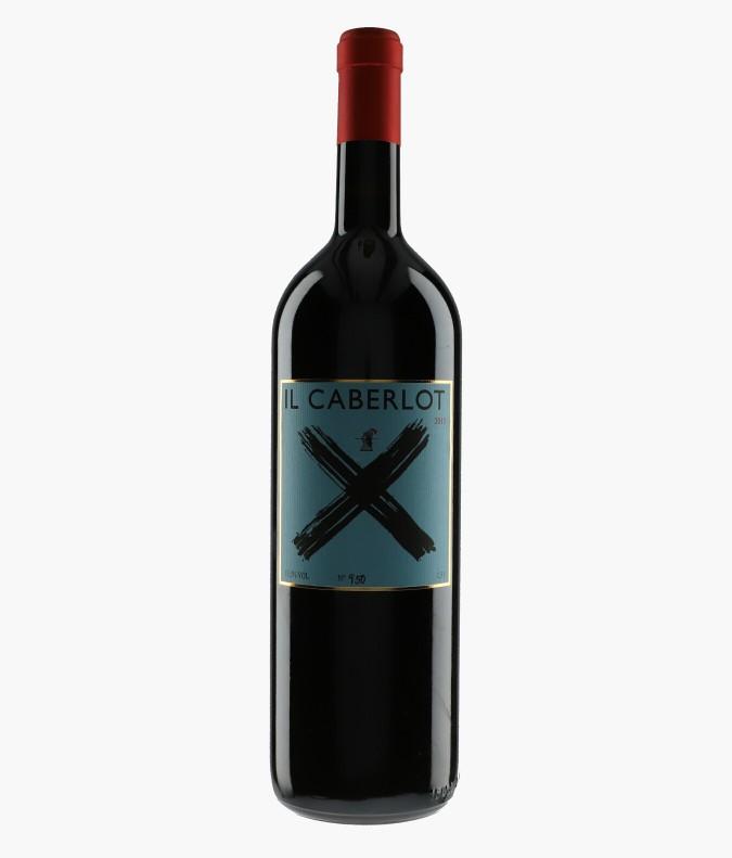 Wine Il Caberlot - Italy