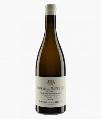 Puligny-Montrachet 1er Cru Clos de la Mouchére MONOPOLE
