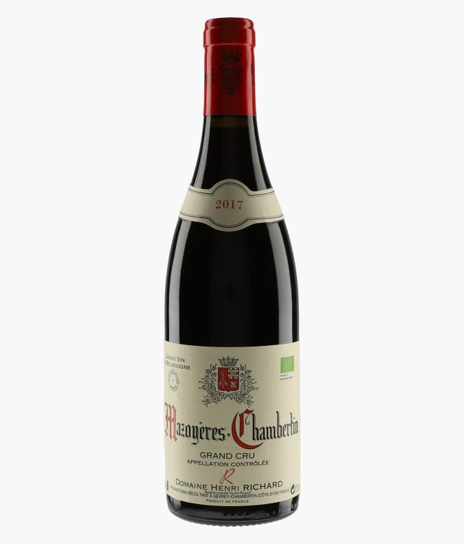 Wine Mazoyères-Chambertin Grand Cru - RICHARD HENRI
