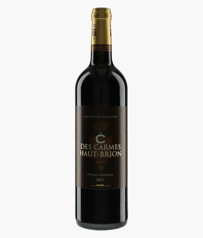 Wine Le C des Carmes Haut-Brion - CHÂTEAU LES CARMES HAUT-BRION