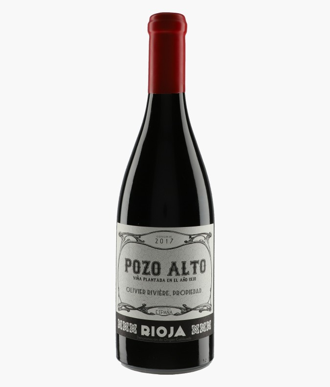 Wine Pozo Alto - Spain