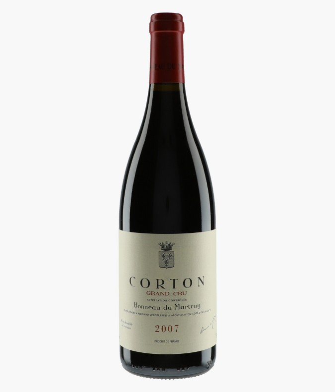 Corton Grand Cru - BONNEAU DU MARTRAY
