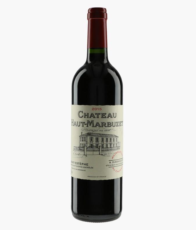 Wine Château Haut-Marbuzet - CHÂTEAU HAUT-MARBUZET