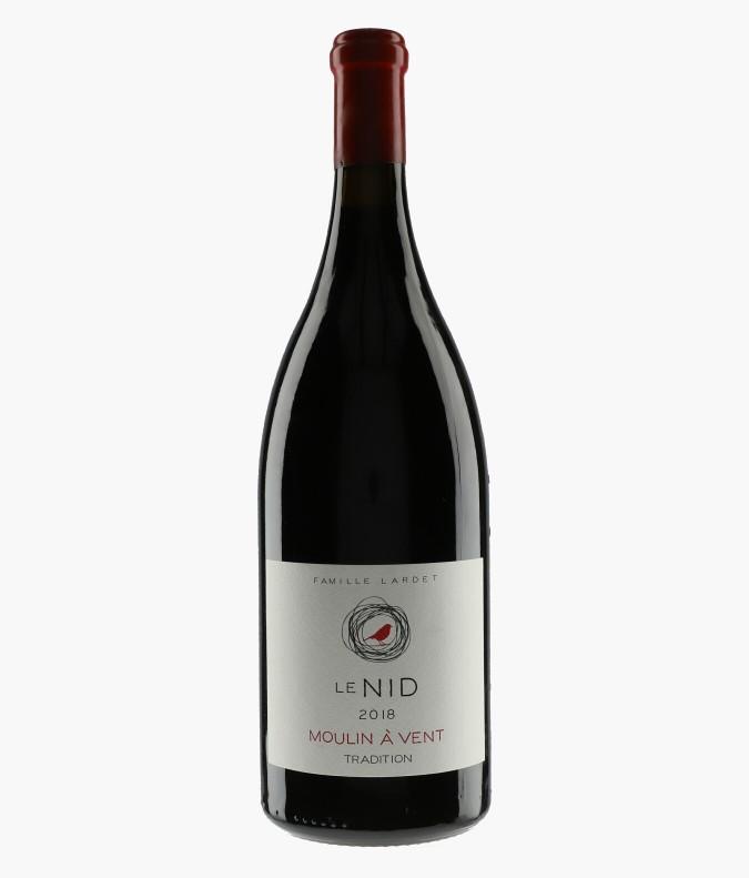 Wine Moulin-à-Vent Cuvée Tradition - LE NID - FAMILLE LARDET