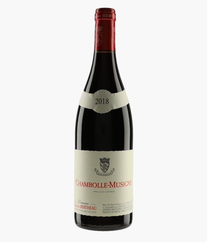 Wine Chambolle-Musigny - BERTHEAU FRANCOIS