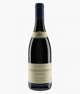 Wine Pommard Les Charmots - PILLOT FERNAND & LAURENT