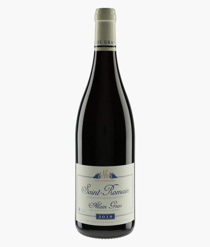 Wine Saint-Romain - GRAS ALAIN