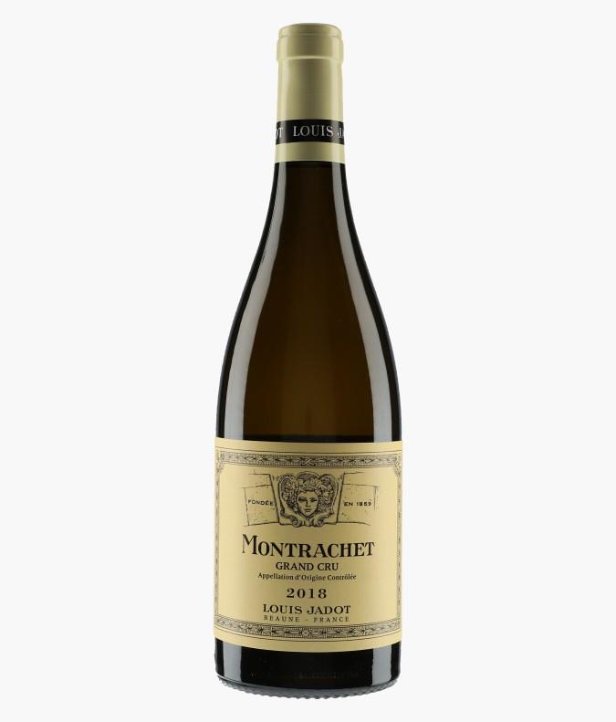 Wine Montrachet Grand Cru - JADOT LOUIS