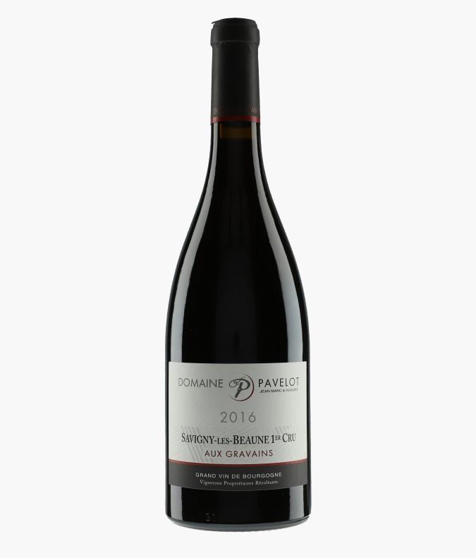 Wine Savigny-les-Beaune 1er Cru Aux Gravains - PAVELOT JM