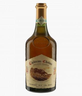 Wine Chateau Chalon - BOURDY JEAN