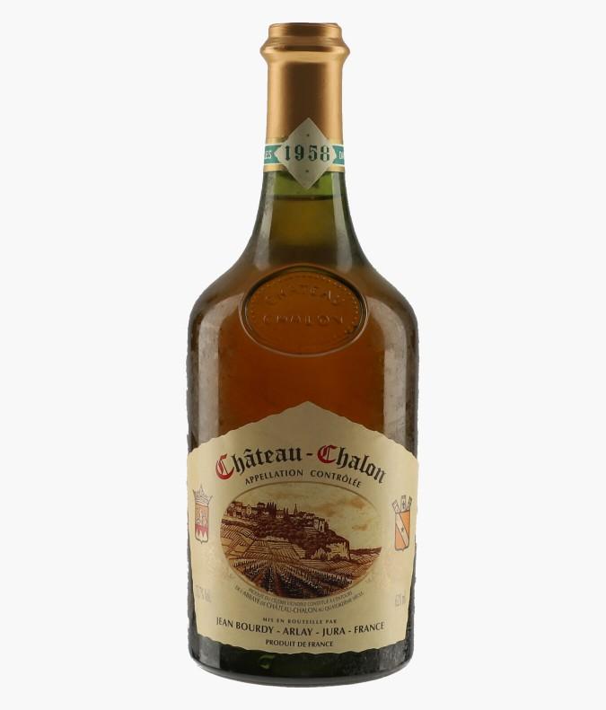 Chateau Chalon - BOURDY JEAN