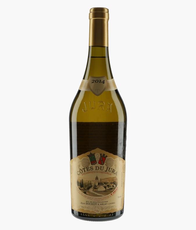 Côtes du Jura Chardonnay - BOURDY JEAN