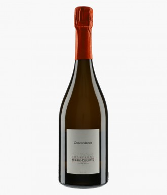 Wine Champagne Concordance - COURTIN MARIE