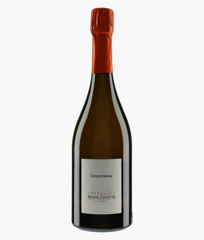 Champagne Concordance - COURTIN MARIE