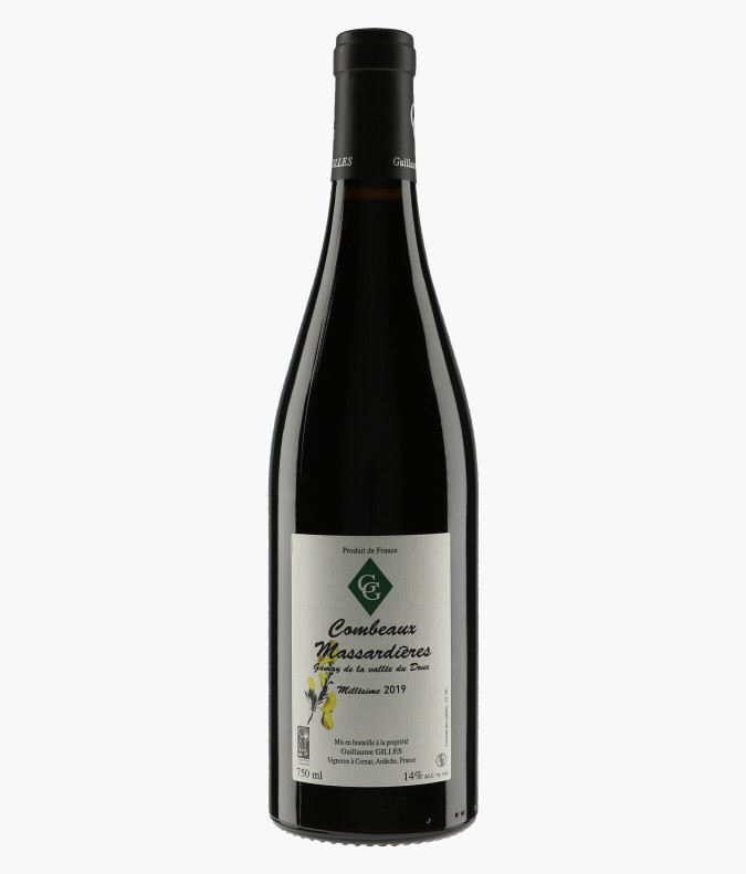 Wine Combeaux Massardieres - GILLES GUILLAUME