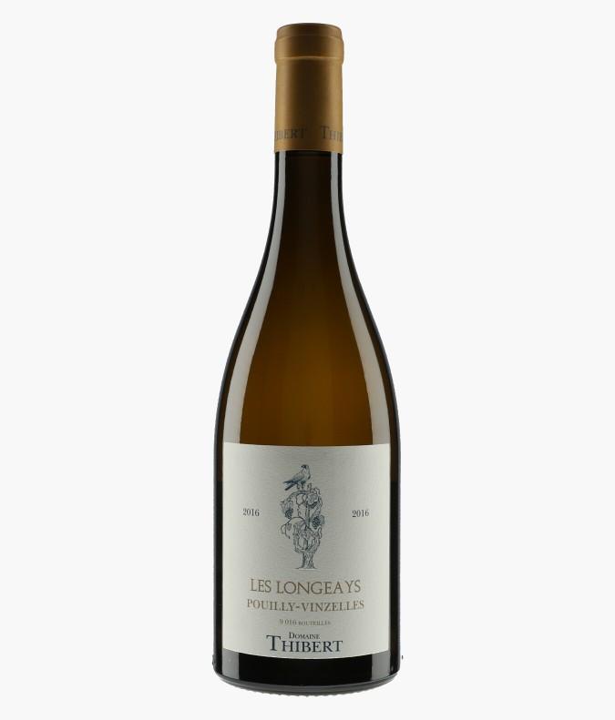 Wine Pouilly-Vinzelles Les Longeays - THIBERT