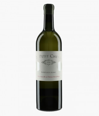 Wine Le Petit Cheval Blanc - CHÂTEAU CHEVAL BLANC