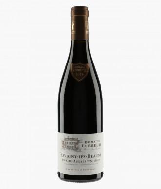 Wine Savigny-les-Beaune 1er Cru Les Serpentières - LEBREUIL PIERRE & J-B