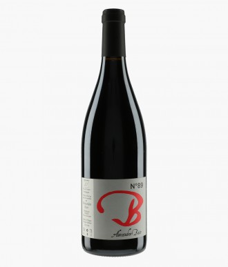 Wine Vin de France N° 89 - BAIN ALEXANDRE