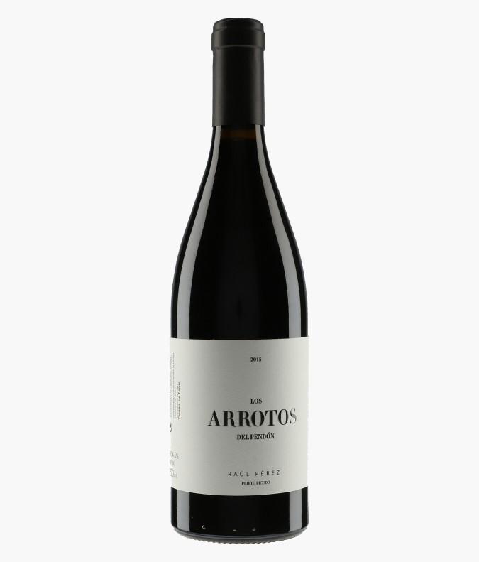 Wine Arrotos del Pendon - Spain