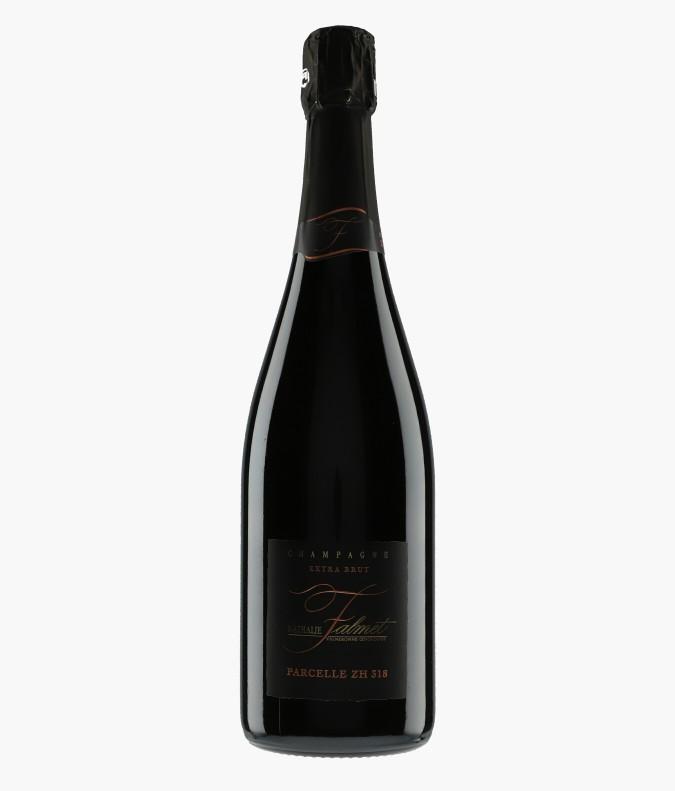 Wine Champagne Cuve ZH 318 - NATHALIE FALMET