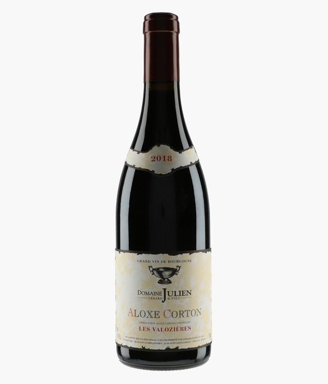 Wine Aloxe-Corton Les Valozières - JULIEN GERARD