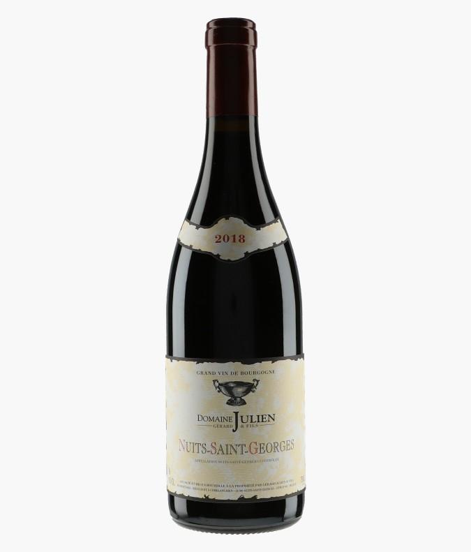 Wine Nuits-Saint-Georges - JULIEN GERARD
