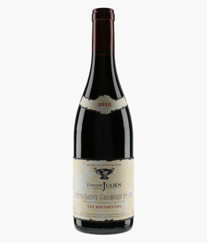 Wine Nuits-Saint-Georges 1er Cru Les Bousselots - JULIEN GERARD