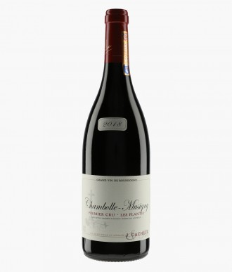 Wine Chambolle-Musigny 1er Cru Les Plantes - CACHEUX JACQUES