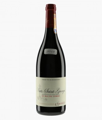 Wine Nuits-Saint-Georges Les Bas de Combes - CACHEUX JACQUES