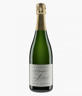 Wine Champagne Brut Nature - NATHALIE FALMET
