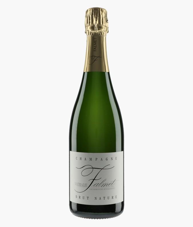 Champagne Brut Nature - NATHALIE FALMET