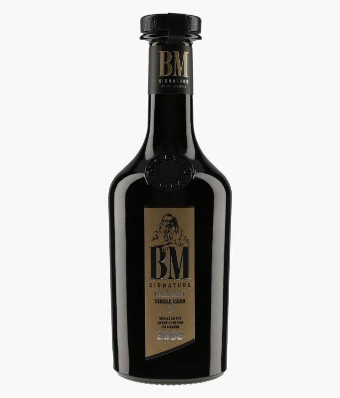 Whisky BM Signature 2008 Single Cask Vieillissement en Fût de Macvin
