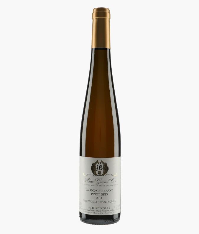 Wine Pinot Gris Grand Cru Brand S.G.N. - BOXLER ALBERT