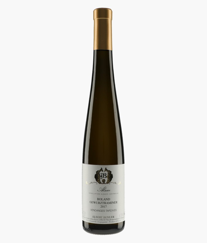 Wine Gewurtztraminer Boland V.T. - BOXLER ALBERT