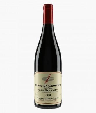 Wine Nuits-Saint-Georges 1er Cru Aux Boudots - GRIVOT JEAN