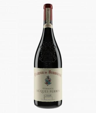 Wine Châteauneuf-du-Pâpe Hommage à Jacques PERRIN - BEAUCASTEL