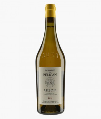 Wine Arbois Savagnin Macération Pelliculaire - PELICAN