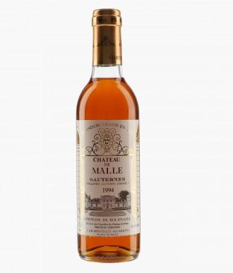 Wine Château de Malle - CHÂTEAU DE MALLE