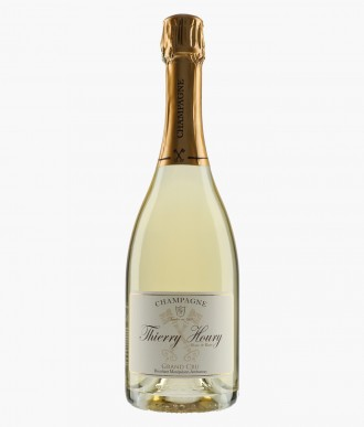 Wine Champagne Blanc de Blancs - HOURY THIERRY