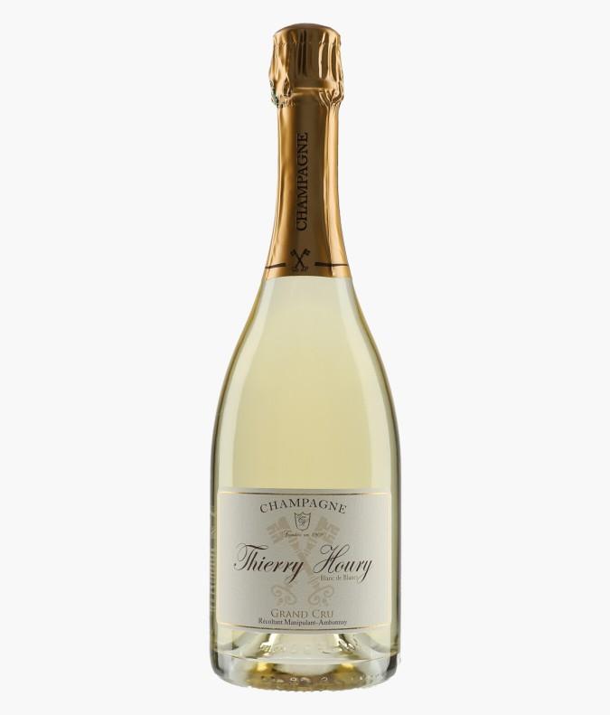 Champagne Blanc de Blancs - HOURY THIERRY
