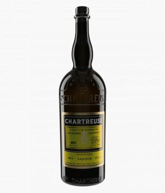 Chartreuse Jaune La Grande Chartreuse