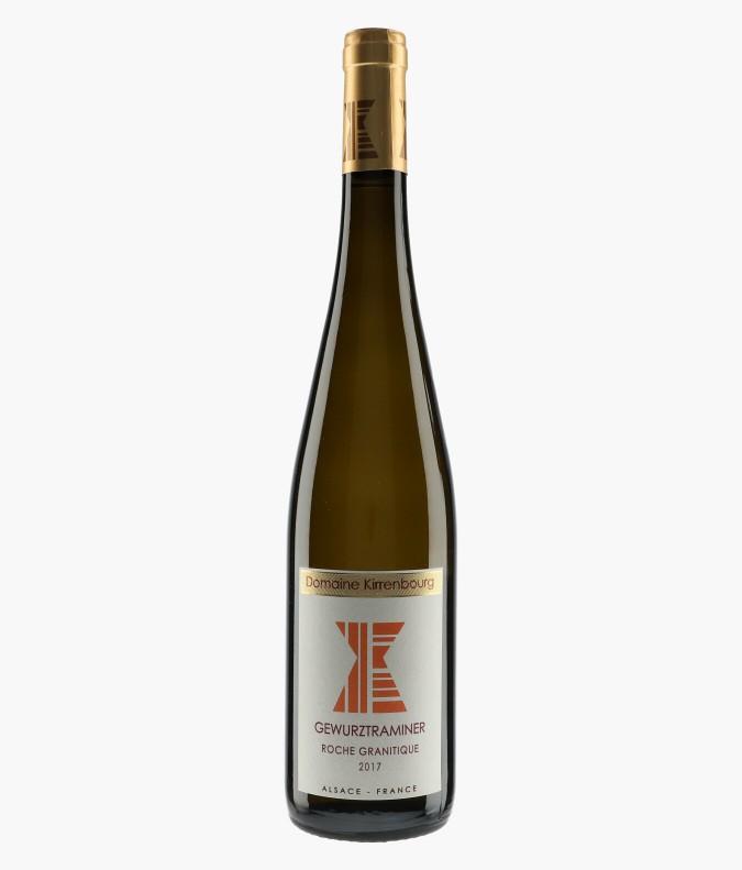 Wine Gewurztraminer Roche Granitique - KIRRENBOURG