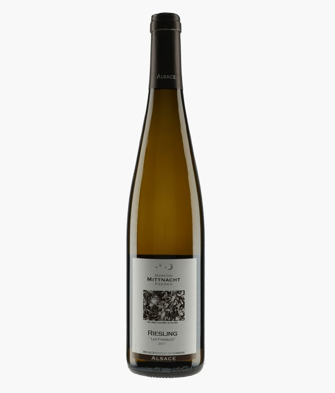 Wine Riesling Les Fossiles - MITTNACHT FRERES