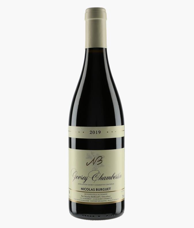 Wine Gevrey-Chambertin - BURGUET NICOLAS