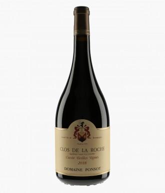 Wine Clos de la Roche Vieilles Vignes Grand Cru - PONSOT